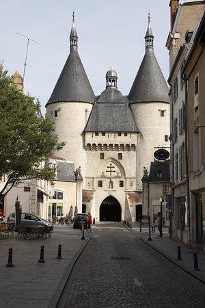 Porte de la craffe depuis la grande rue picture of la for Things to do in la porte