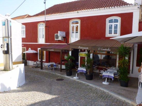 Restaurante O Cantinho: Restaurant