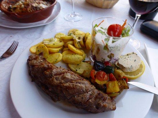 Restaurante O Cantinho : Fillet Mignon Portugese style