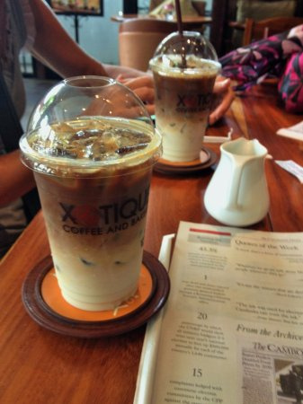 Xotique: Iced Latte
