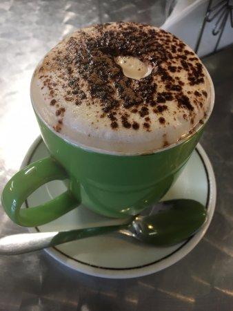 Horsham, Αυστραλία: Cappuccino