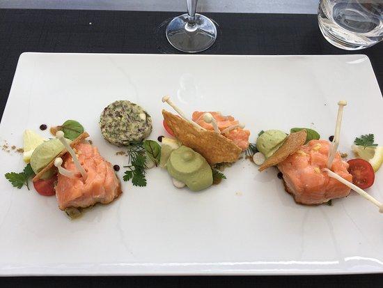 L'Envol des Saveurs : The Chef creates and we enjoy!
