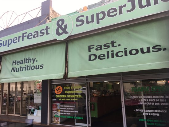 Horsham, Αυστραλία: Shopfront in main street
