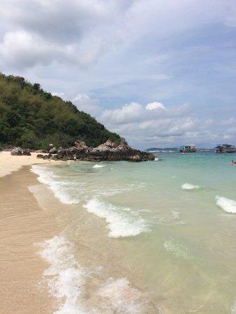 Ko Lan, Ταϊλάνδη: Волны))