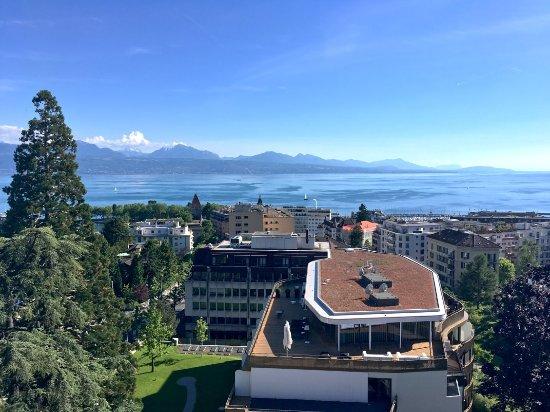 Hotel Royal Savoy Lausanne Photo