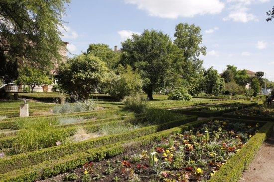 Le jardin godron picture of dominique alexandre godron for Alexandre jardin 2015