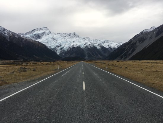 Mt. Cook Village, Nouvelle-Zélande : photo0.jpg