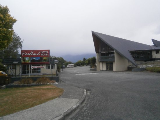Fiordland Hotel/Motel Foto
