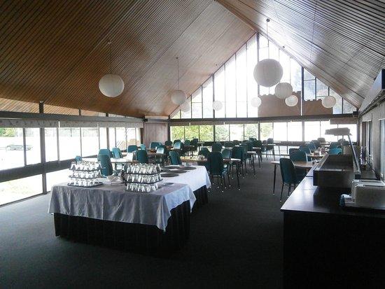 Fiordland Hotel/Motel: Frühstücksbereich