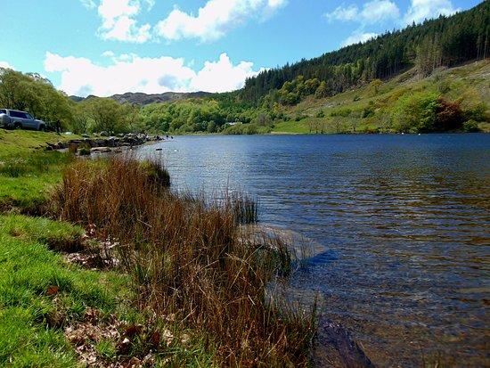 Trefriw, UK: Llyn Geirionydd