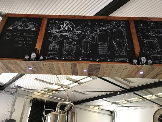 Alexandra Headland, Australia: 10 Toes Brewery
