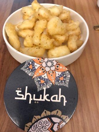 Amazing food at shukah Windsor