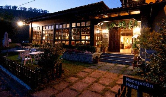 La Franca, สเปน: Entrada restaurante
