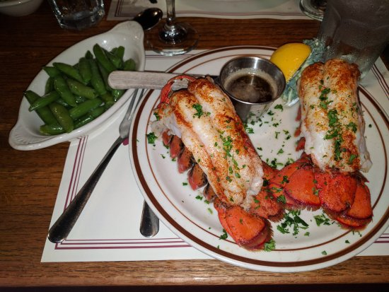 Henry's Salt of the Sea: Twin Lobster Tails