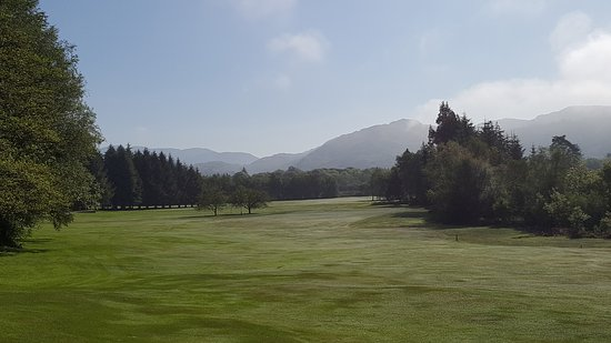 Eskdale, UK: Every golfer must try this place!