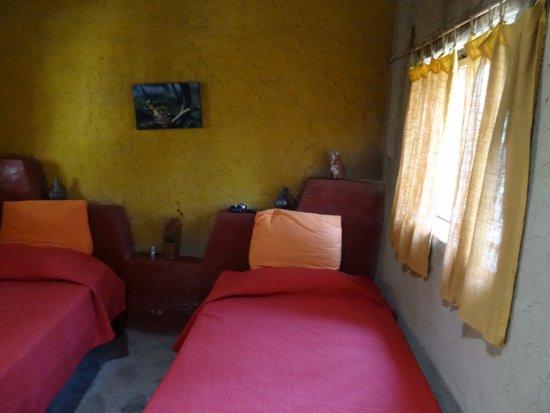 Reserva Ecologica Chaparri: Schlafzimmer