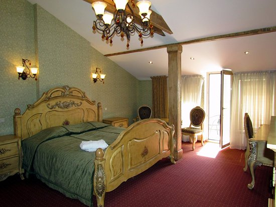 Hotel Garden Palace: Royal Suite #404