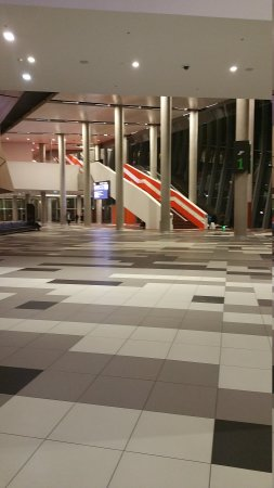 Melbourne Convention and Exhibition Centre: 20170527_183121_large.jpg