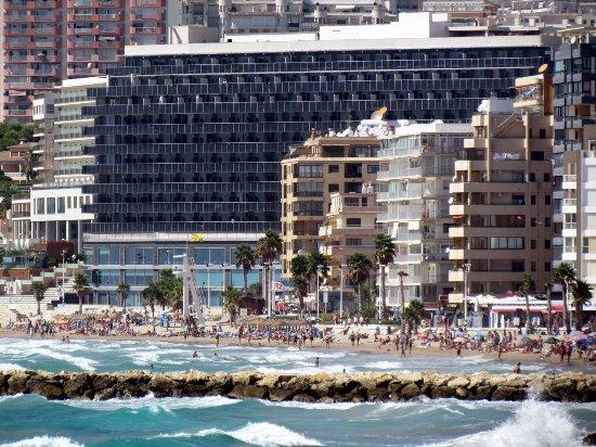 Gran Hotel Sol y Mar: Shore view