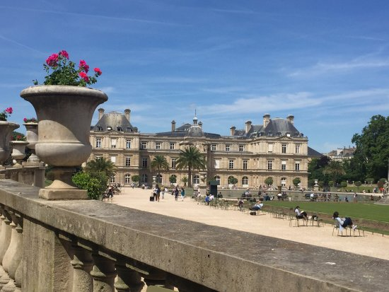 luxembourg gardens palais du luxembourg - Le Jardin Du Luxembourg