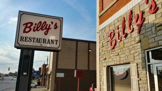 Fremont, OH: Billy's Restaurant