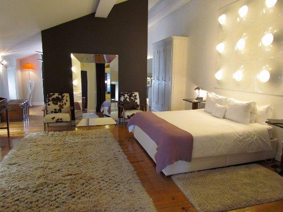 Palacete Chafariz D'El Rei: Suite Grand Torreao