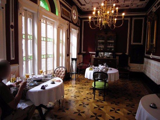 Palacete Chafariz D'El Rei: Breakfast room