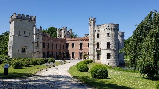 Meise, Belgia: Château de Bouchout