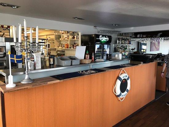 Ängelholm, Swedia: bar