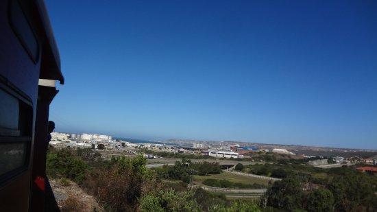 Ceres, Republika Południowej Afryki: Mossel Bay in sight