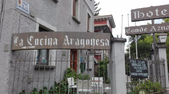La Cocina Aragonesa | Al Lado De El Parque Picture Of La Cocina Aragonesa Jaca