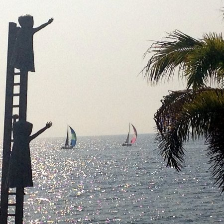 Cheeky Monkey: sailing 3