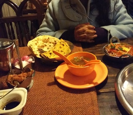 Sikh Wedding Food: Original Sher-e-Punjab, Manali