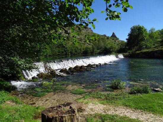 Payrac, France: barrage