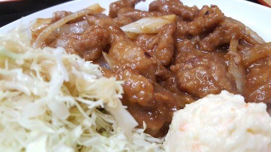 Akaishi Shokudo : Very Yummy Pork