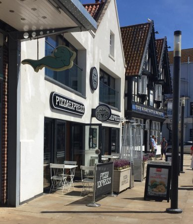 Pizza Soho 65 Picture Of Pizza Express Scarborough