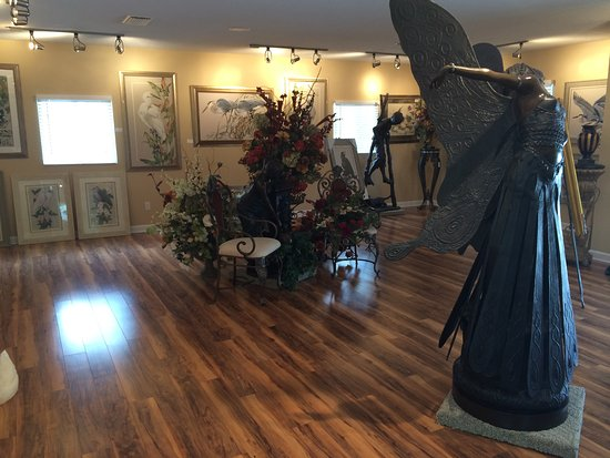 Art LaMay Studio: Inside the studio