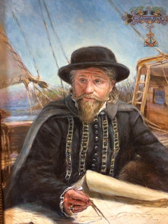 Connecticut River Museum: Painting