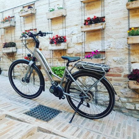 Umbria Electric Bike