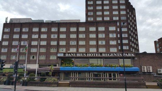 Danubius Hotel London Check In