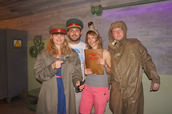 Breakout Prague - Real Life Escape Games: photo0.jpg