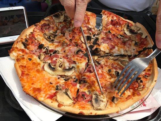 Speed Rabbit Pizza Paris 69 Avenue Kleber Trocad 233 Ro