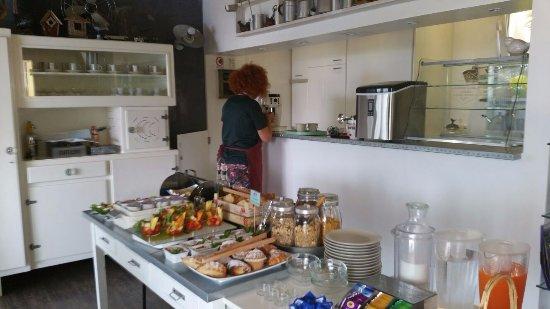 B&B Villa Amaranta: Ontbijt