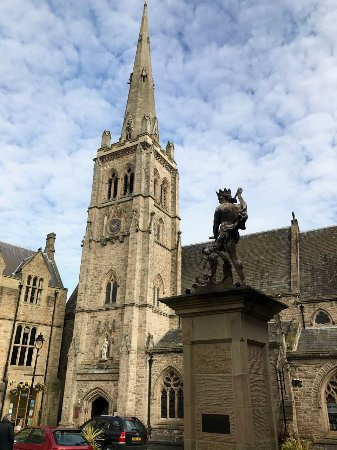 St Nicholas Church : Lovely exterior
