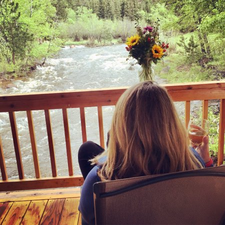 Paradise on the River: Enjoying the View from the Deck
