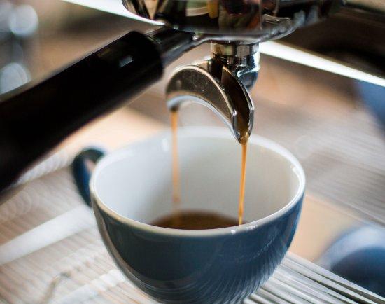 Mortehoe, UK: High quality artisan coffee.