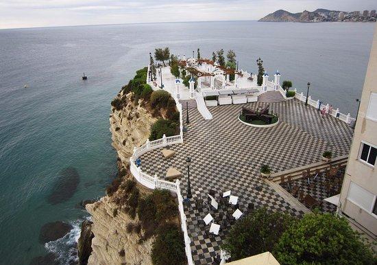Villa Venecia Hotel Boutique: View from the sun terrace