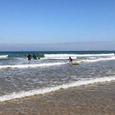 Ecole de Surf Taiba: Session Sensations - Mai 2017