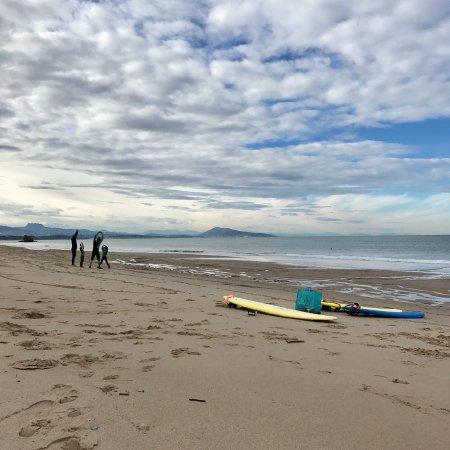Ecole de Surf Taiba: Session fraiche & ensoleillée - Nov 2016