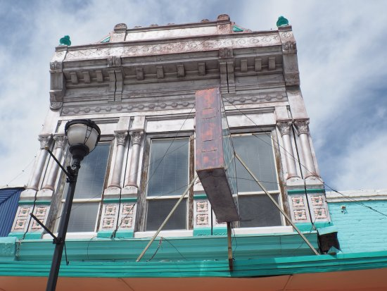 Panguitch, UT: Jeden z domů na Main street
